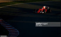 Barcelona second test day three: Vettel fastest, Hamilton chases