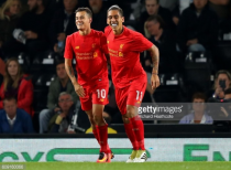 Liverpool duo Coutinho and Firmino may have to start on the bench in the Merseyside derby