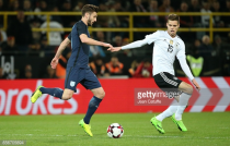 Liverpool FC international round-up: Lallana and Can both feature in England's defeat to Germany