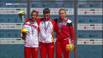 La piragüista Sara Ouzande gana la medalla de plata en el Campeonato del Mundo Sub-23