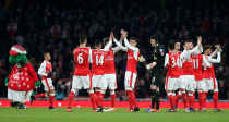 Arsenal 3-1 Stoke City: Gunners' player ratings as they move top