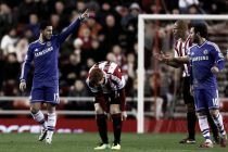 Sunderland - Chelsea: unos irregulares 'black cats' reciben al líder implacable