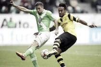 Borussia Dortmund vs Wolfsburgo en vivo y en directo online en Bundesliga 2016 (5-0)