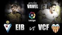 SD Eibar - Valencia CF: empezar a olvidar