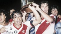 Los campeones argentinos que jugaban en River