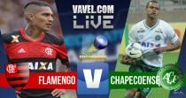 Resultado Flamengo x Chapecoense no Campeonato Brasileiro (2-2)