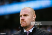 "Sean Dyche explains Burnley ""lost focus"" as they slipped to a defeat against Manchester City"