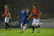 Young Manchester United midfielder Sean Goss set for QPR transfer