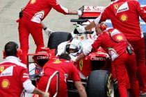 Silverstone, nuova sostituzione del cambio per Vettel