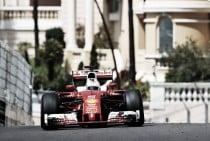 Sebastian Vettel al frente de los Libres 3