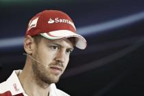 Sebastian Vettel no cree que la renovación de su contrato sea una prioridad