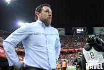 """Sergio González: """"Ha habido errores de exceso de relajación y de confianza"""""""