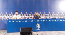 Titular na 'Era Tite', Marquinhos mantém pés no chão e contém euforia por classificação à Copa