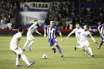 Hito y final de Copa del Rey inédita para el Alavés