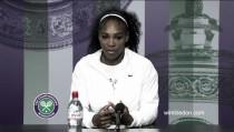 """Serena Williams: """"Por lo menos fui capaz de estar en Río"""""""