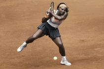 Serena Williams withdraws from Italian Open with elbow injury