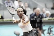 """Serena Williams: """"Muguruza tiene un brillante futuro por delante"""""""