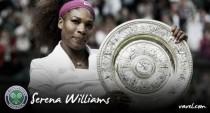 Wimbledon 2016. Serena Williams: enésima cita con la historia