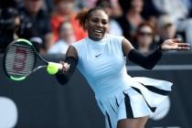 WTA Auckland - La Brengle ferma Serena Williams, si ritira Venus