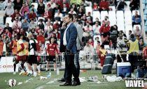 """Sergi Barjuán: """"Si este equipo se supera tiene posibilidades de vivir momentos muy bonitos"""""""