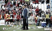 """Sergi Barjuan: """" Si este equipo se supera, tiene posibilidades de vivir momentos muy bonitos"""""""