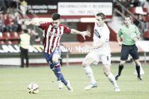 Sporting - Lugo: ¿qué pasó en la primera vuelta?