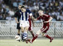 Aston Villa make offer for Sergio Canales