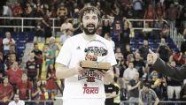 Sergio Llull, MVP de la final de Liga Endesa 2014/15