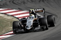 Sergio Pérez anuncia su renovación con Force India