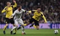 Champions League - Il Borussia Dortmund rimonta il Real Madrid e chiude primo: 2-2 al Bernabeu