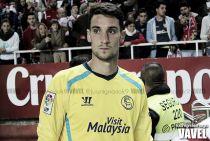 Sergio Rico, sevillista hasta 2017