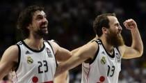"""Pioggia di triple sull'Olympiacos, Real Madrid trascinato dai """"Sergios"""""""