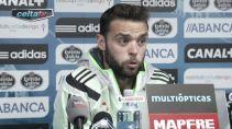 """Sergio: """"Tenemos que dominar el partido"""""""