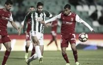 Braga deja ir otros tres puntos de manera increíble