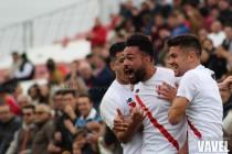 Fotos e imágenes del Sevilla Atlético 3-2 Linares, jornada 32 de 2ª B