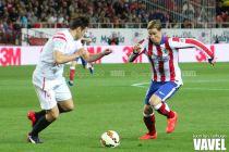 Fotos e imágenes del Sevilla 0-0 Atlético de Madrid, jornada 25 de Primera División