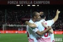Fotos e imágenes del Sevilla 4-0 Celta de Vigo, ida de semifinales de Copa del Rey