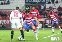 El Granada - Sevilla se jugará la tarde del domingo 19 de abril
