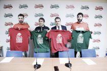 Baloncesto Sevilla inicia la campaña 'Sevilla no se rinde'