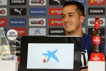 """Lucas Vázquez: """"Espero que el mejor nivel este por llegar"""""""