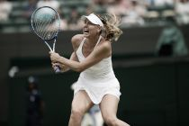 Sharapova suma y sigue