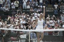 Sharapova impone su ley