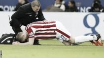 Problemas para el Stoke City: Shawcross estará un mes de baja