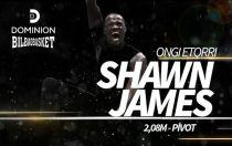 Shawn James ya es del Bilbao Basket