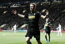 Com um gol em cada tempo, Gladbach vence Celtic fora de casa pela UCL