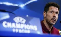 """Simeone: """"Seguramente Torres arrancará desde el inicio"""""""
