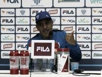 """Silas elogia jovens do Avaí e destaca gol de Diego Jardel: """"Jogada de inteligência"""""""