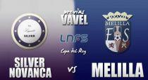 Silver Novanca - Melilla FS: el momento propicio para dar la sorpresa