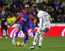 Levante - Granada: puntuaciones del Levante, jornada 15 de la Liga BBVA