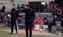 """Simeone: """"Hicimos un primer tiempo extraordinario"""""""